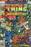 Marvel Two-in-One (1974 1st Series) UK Edition 32UK