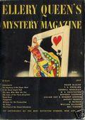 Ellery Queen's Mystery Magazine (1941-Present Davis-Dell) Vol. 8 #32