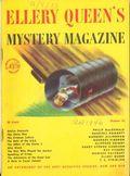 Ellery Queen's Mystery Magazine (1941-Present Davis-Dell) Vol. 8 #35
