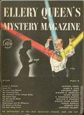 Ellery Queen's Mystery Magazine (1941-Present Davis-Dell) Vol. 8 #36