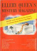 Ellery Queen's Mystery Magazine (1941-Present Davis-Dell) Vol. 8 #37