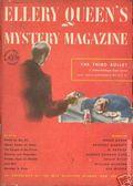 Ellery Queen's Mystery Magazine (1941-Present Davis-Dell) Vol. 11 #50