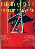 Ellery Queen's Mystery Magazine (1941-Present Davis-Dell) Vol. 11 #54