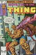 Marvel Two-in-One (1974 1st Series) UK Edition 70UK