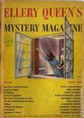 Ellery Queen's Mystery Magazine (1941-Present Davis-Dell) Vol. 12 #59