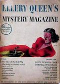 Ellery Queen's Mystery Magazine (1941-Present Davis-Dell) Vol. 12 #61