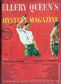 Ellery Queen's Mystery Magazine (1941-Present Davis-Dell) Vol. 13 #62
