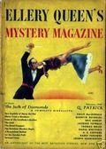 Ellery Queen's Mystery Magazine (1941-Present Davis-Dell) Vol. 13 #63