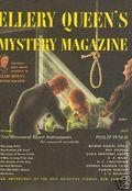 Ellery Queen's Mystery Magazine (1941-Present Davis-Dell) Vol. 16 #80