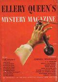 Ellery Queen's Mystery Magazine (1941-Present Davis-Dell) Vol. 16 #82