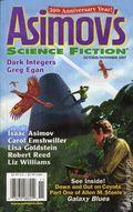 Asimov's Science Fiction (1977-2019 Dell Magazines) Vol. 31 #10/11