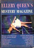 Ellery Queen's Mystery Magazine (1941-Present Davis-Dell) Vol. 17 #88