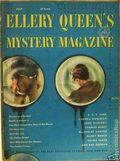 Ellery Queen's Mystery Magazine (1941-Present Davis-Dell) Vol. 18 #92