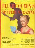 Ellery Queen's Mystery Magazine (1941-Present Davis-Dell) Vol. 18 #95