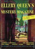 Ellery Queen's Mystery Magazine (1941-Present Davis-Dell) Vol. 22 #117