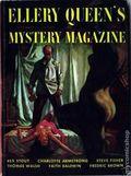 Ellery Queen's Mystery Magazine (1941-Present Davis-Dell) Vol. 22 #119