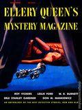 Ellery Queen's Mystery Magazine (1941-Present Davis-Dell) Vol. 22 #121
