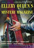 Ellery Queen's Mystery Magazine (1941-Present Davis-Dell) Vol. 23 #1