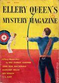 Ellery Queen's Mystery Magazine (1941-Present Davis-Dell) Vol. 24 #1