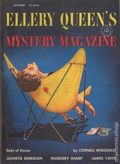 Ellery Queen's Mystery Magazine (1941-Present Davis-Dell) Vol. 24 #4