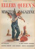Ellery Queen's Mystery Magazine (1941-Present Davis-Dell) Vol. 24 #5