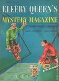 Ellery Queen's Mystery Magazine (1941-Present Davis-Dell) Vol. 25 #1