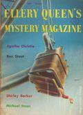 Ellery Queen's Mystery Magazine (1941-Present Davis-Dell) Vol. 25 #5