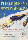 Ellery Queen's Mystery Magazine (1941-Present Davis-Dell) Vol. 27 #1