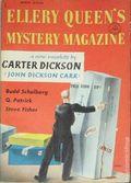 Ellery Queen's Mystery Magazine (1941-Present Davis-Dell) Vol. 27 #3