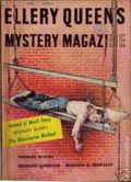 Ellery Queen's Mystery Magazine (1941-Present Davis-Dell) Vol. 27 #6A