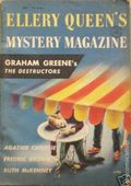 Ellery Queen's Mystery Magazine (1941-Present Davis-Dell) Vol. 28 #1