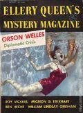 Ellery Queen's Mystery Magazine (1941-Present Davis-Dell) Vol. 28 #2