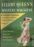 Ellery Queen's Mystery Magazine (1941-Present Davis-Dell) Vol. 28 #3