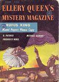 Ellery Queen's Mystery Magazine (1941-Present Davis-Dell) Vol. 28 #4A