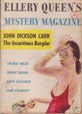 Ellery Queen's Mystery Magazine (1941-Present Davis-Dell) Vol. 28 #5