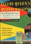 Ellery Queen's Mystery Magazine (1941-Present Davis-Dell) Vol. 29 #4