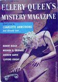 Ellery Queen's Mystery Magazine (1941-Present Davis-Dell) Vol. 29 #6A