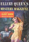 Ellery Queen's Mystery Magazine (1941-Present Davis-Dell) Vol. 30 #1
