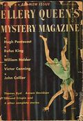 Ellery Queen's Mystery Magazine (1941-Present Davis-Dell) Vol. 30 #2