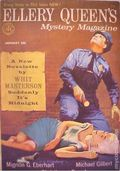 Ellery Queen's Mystery Magazine (1941-Present Davis-Dell) Vol. 31 #1