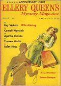 Ellery Queen's Mystery Magazine (1941-Present Davis-Dell) Vol. 31 #3