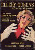 Ellery Queen's Mystery Magazine (1941-Present Davis-Dell) Vol. 31 #4
