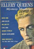 Ellery Queen's Mystery Magazine (1941-Present Davis-Dell) Vol. 32 #6A