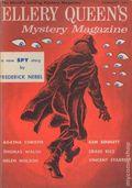 Ellery Queen's Mystery Magazine (1941-Present Davis-Dell) Vol. 33 #1