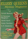 Ellery Queen's Mystery Magazine (1941-Present Davis-Dell) Vol. 33 #2
