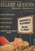 Ellery Queen's Mystery Magazine (1941-Present Davis-Dell) Vol. 33 #4