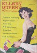 Ellery Queen's Mystery Magazine (1941-Present Davis-Dell) Vol. 34 #2