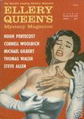 Ellery Queen's Mystery Magazine (1941-Present Davis-Dell) Vol. 34 #3