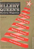 Ellery Queen's Mystery Magazine (1941-Present Davis-Dell) Vol. 34 #6