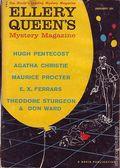 Ellery Queen's Mystery Magazine (1941-Present Davis-Dell) Vol. 35 #1